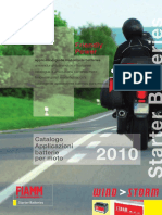 Catalogo Batteria Moto Fiamm 2010 1
