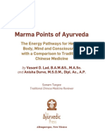 Marma Points Pbk Excerpt