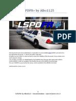 LSPDFR+ Documentation