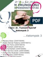Slide Pleno Imunodef Kelompok 3