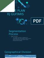 RJ Guitars_Sales Presentation