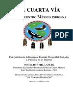 LA CUARTA via-El Encuentro Mexico Indigena[1] 81809