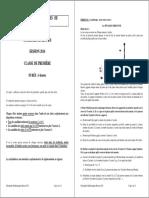Rennes Sujet Olymp Math 2014