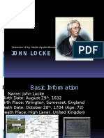 john locke presentation