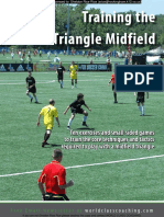 World Class Coaching - Training the Triangle Midfield