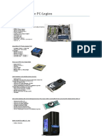 Fiche Technique PC