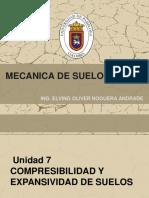 Unidad 7 COMPRESIBILIDAD Y EXPANSIVIDAD DE SUELOS.pdf
