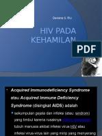 HIV Pada Kehamilan