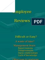 Employee Reviews (BB)