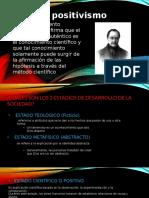 Exposicion Del Positivismo TEMA 18