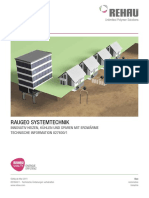 RAUGEO Technische Information-data