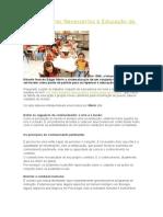 s Sete Saberes Necessários à Educação Do Futuro