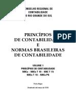 Princípios e Normas Brasileiras de Contabilidade - Crcrs