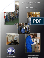 Electrical & Instrumentation Courses