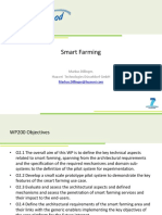 SmartAgriFood Smart Farming Presentation