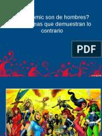 Heroinas Del Comic