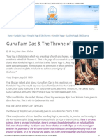 Guru Ram Das & The Throne of Raj Yog _ 3HO Kundalini Yoga - A Healthy, Happy, Holy Way of Life.pdf