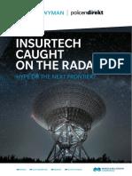 Oliver Wyman and Policen Dirket InsurTech Caught on the Radar Report