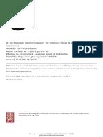 AA - Politics of Brunelleschi's Architecture (Aureli)