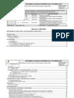 Programa de Vigilancia Epidemiologica DME