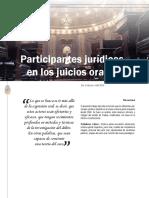 03 Participantes Juridicos en Los Juicios Orales