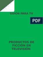 guión tv