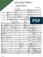 Wagner Tristan Und Isolde Preludio