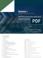 RethinkX Report