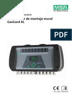GasGard XL_Manual ES.pdf