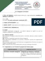 3. Management Institutional