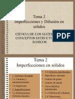 Tema 2 Defectos