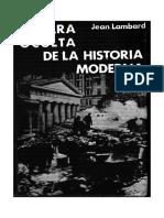 Lombard Jean - La Cara Oculta de La Historia Moderna Tomo 3