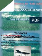 2° TÉCNICAS CLINICO-QUIRÚRGICAS - 12% y 20% VIII Semestre.pptx
