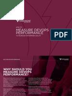 How to Measure DevOps Performance eBook