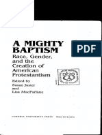 A Mighty Baptism