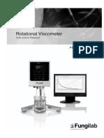 Manuale Uso Viscosimetro Fungilab Premium Ge