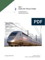 INSA Toulouse 1A Algorithme ADA TD 1