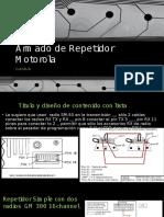 Armado de Repetidor Motorola