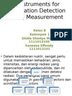 kls b klp 1 topik 3 Instruments for Radiation Detection and Measurement.ppt