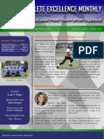 Newsletter in InDesign