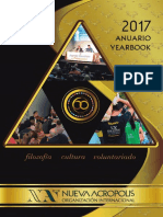 New Acropolis Yearbook 2017 - Νέα Ακρόπολη δραστηριότητες 2017