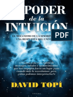 El Poder de La Intuicion