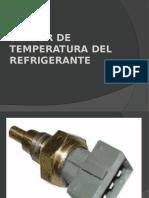 Sensor de Temperatura Del Refrigerante