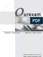 Ourexam II0-001 Practice Test Material