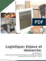 Concept Logistique ENSIT 20008