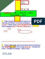 Formatting a Word Document dylan hehehehhe.docx