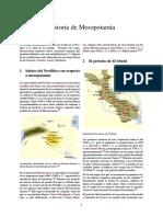 Historia de Mesopotamia.pdf