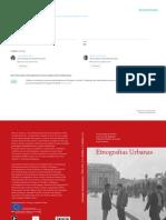 2003 Etnografias Urbanas Livro