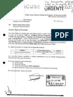 Factura de compra de Tazas gobierno de RMV