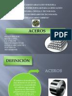 Aceros Sus Propiedades, Aplicaciones y Designaciones